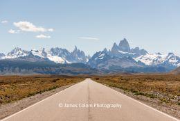 Cerro Fitz Roy in Los Glaciares National Park, near El Chalten, Argentina
