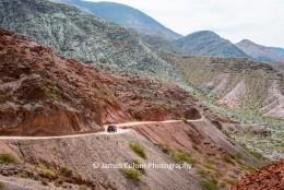 Paseo de los Colorados, Purmamarca, Jujuy, Argentina