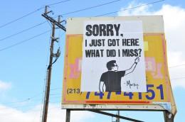 Morley's response to Banksy art