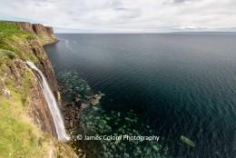 Mealt Falls, Isle of Skye, Scotland