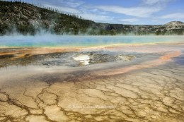 Yellowstone: Grand Prismatic Spring