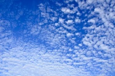 Sky in Cape Town