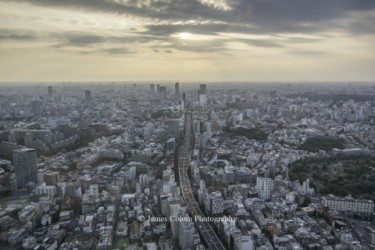 View from Roppongi Hills Tower, Tokyo