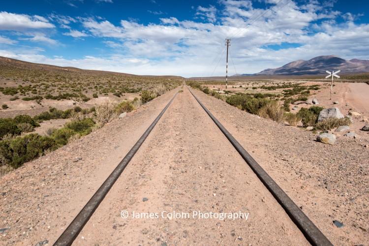 Tran a las Nubes Track, Salta, Argentina