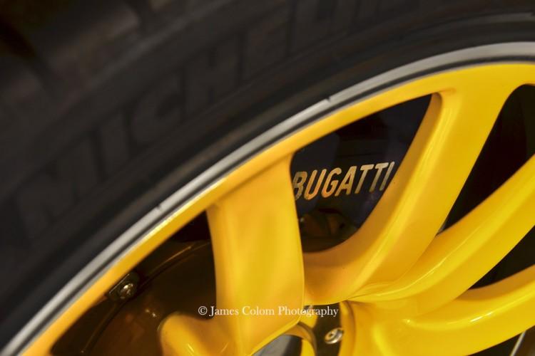 Bugatti Veyron on Rodeo Drive