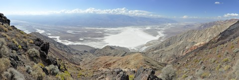 Dantes View, Death Valley National Park