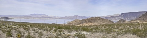 Las Vegas Bay off the Colorado River, Nevada, USA